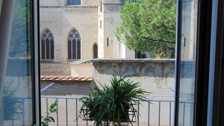 La Finestra Sul Monastero-Chiostro - Napoli - Lägenhet