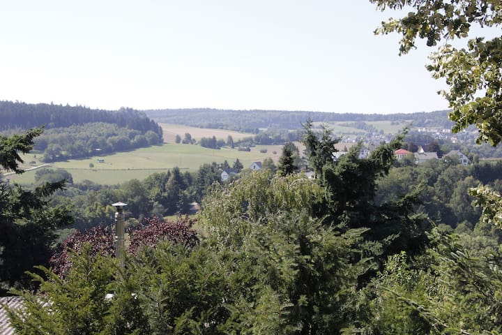 Wohnung bei Wiesbaden/ Schlangenbad - Schlangenbad  - Byt