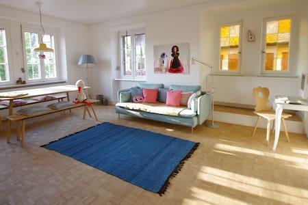 Design et Alsace dans le vignoble - Itterswiller - Appartement