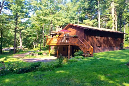 Charming Catskills Country Home - Leeds - Hus