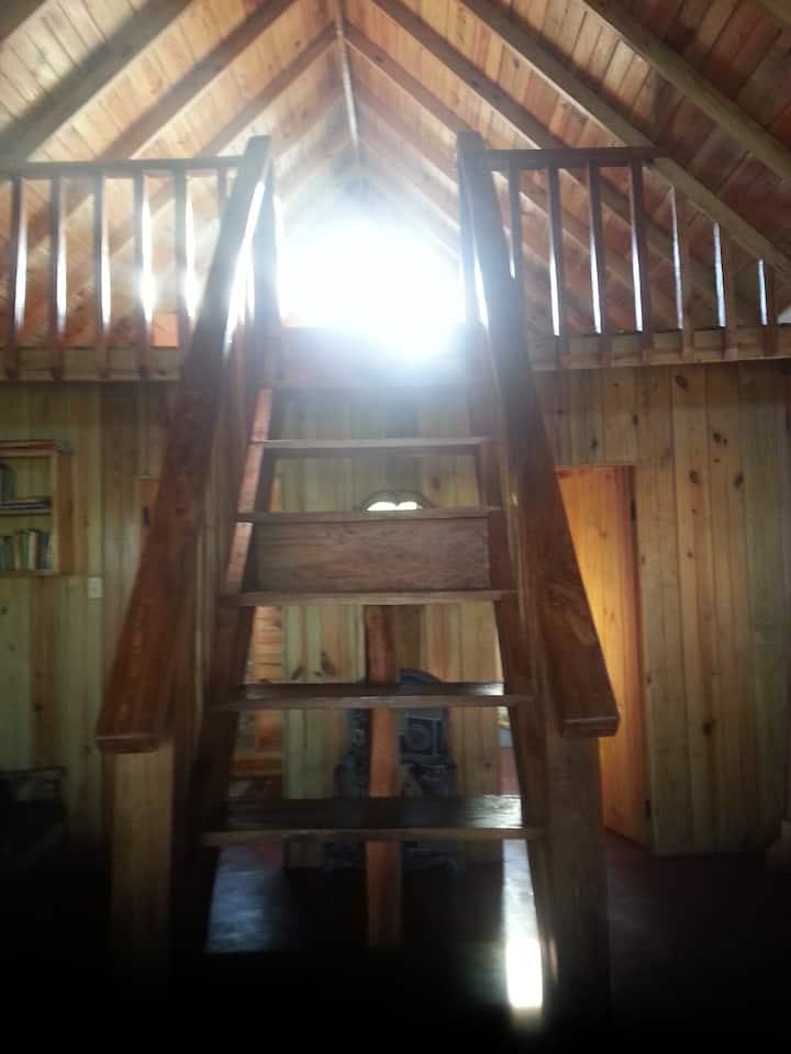 Shiloh Cabin 1