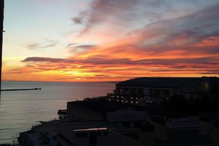Bel appartement. Balcon vue mer. - Marseille - Apartment