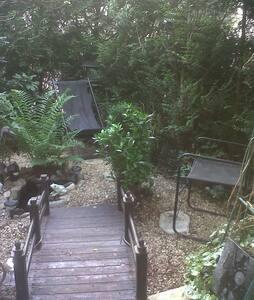 insolite Jardin Florence atelier-galerie d'artiste - Nancy