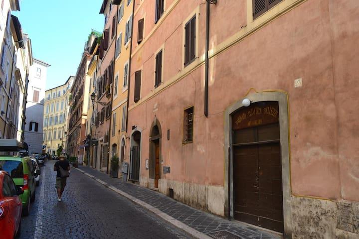 Mini-Flat a Castel Sant'Angelo - Roma - Apartment