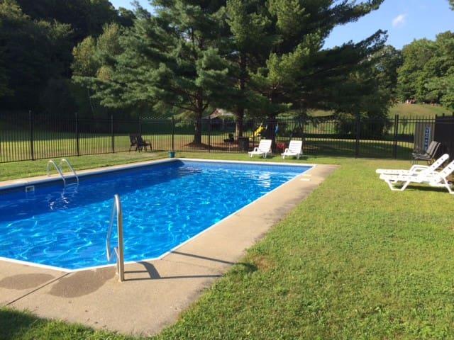 Condo at Powderhound in Warren, VT - Warren - Apto. en complejo residencial