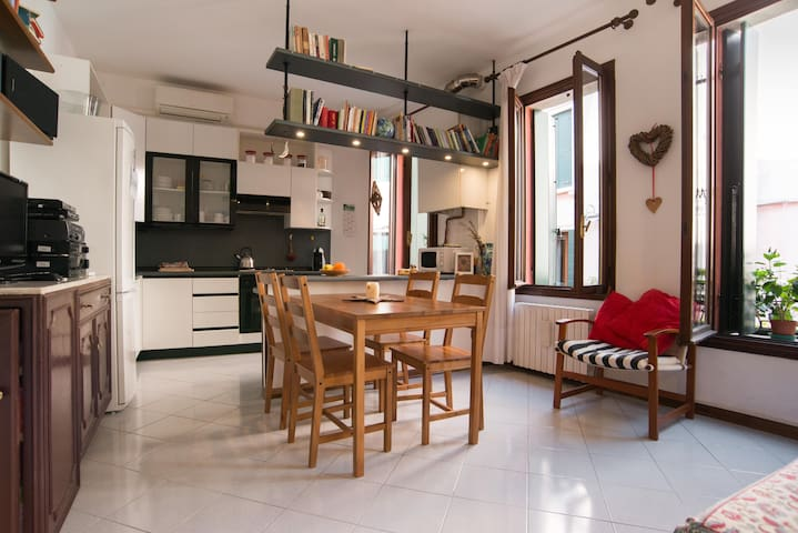 Lovely apartment near St.Mark