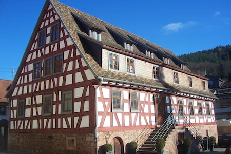 Roter Löwe, Bed and Breakfast - Heiligkreuzsteinach - 住宿加早餐