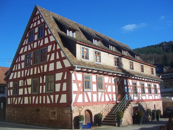 Roter Löwe, Bed and Breakfast