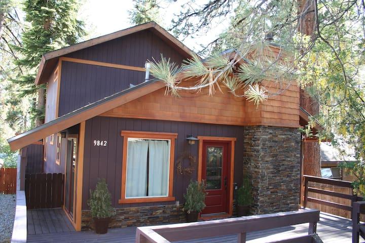 Cabin near King's Beach, N. Tahoe