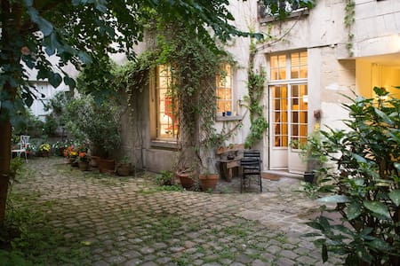 Charming haven in heart of Marais