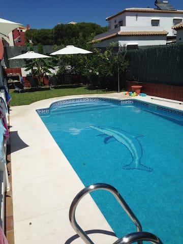 House beach, Mazagón, Doñana - mazagon (palos de la frontera) - Rumah