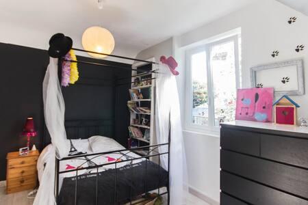 chambre chez l'habitant de 16 m2 - Pleslin-Trigavou - Dům