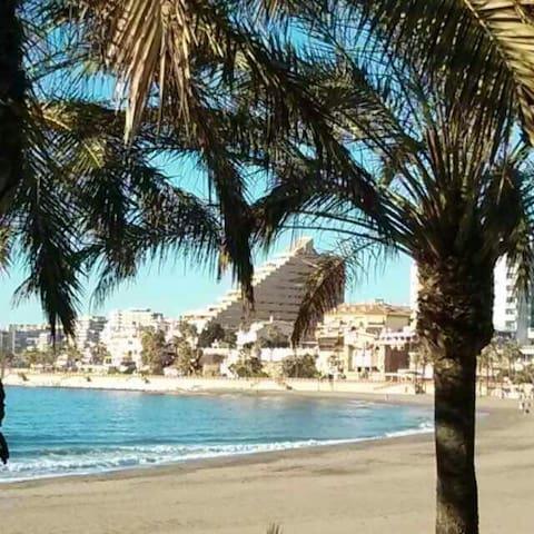 1ª Linea playa, Wifi, parking, Apto VTF/MA/02041 - Benalmádena