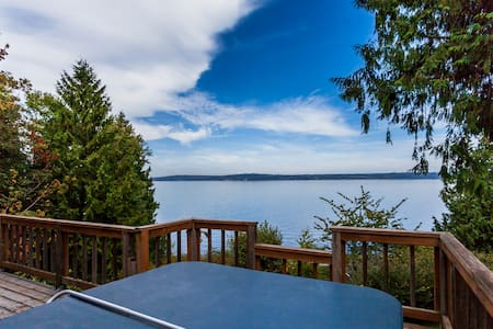 Blue Bay Bed and Breakfast - Vashon - Bed & Breakfast
