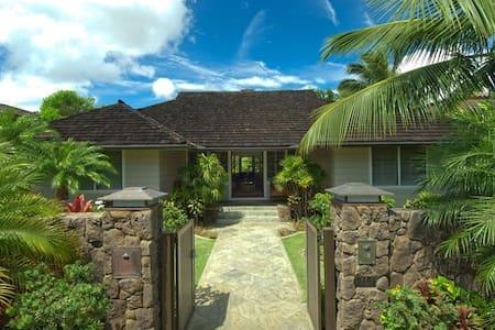 Luxury Villa in Honolulu