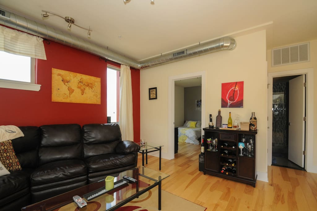 2 Bedroom Apartment In Fishtown
