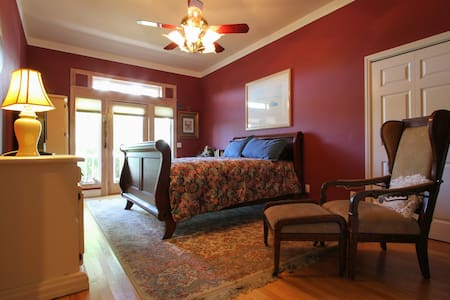 Anderson Oaks Vineyard BNB, Pinot Room - Penngrove - Bed & Breakfast