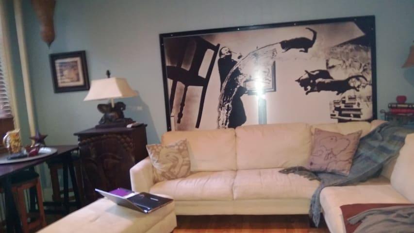 Clean cute Port Richmond Apartment - Philadelphia - Appartement