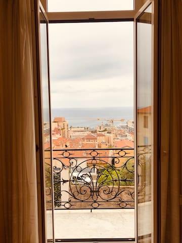 Appartement 3 pièces proche de Monaco