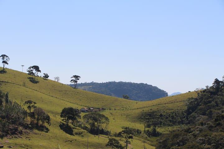 Chalé Pureza da Serra - Santo Antônio do Pinhal - Chalet