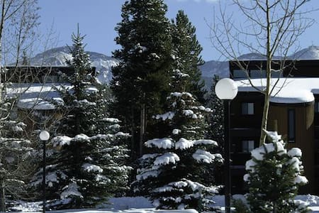 Beaver Village Condominium is located in the town of Winter Park and is just 1.5 miles from the Winter Park Resort. During the winter season, the free town shuttle stops at the complex every 30 minutes directly to the ski area. To get to town, it is an easy and short walk, drive, or free shuttle ride to Winter Park's dining, shopping and nightlife.