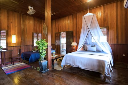 Our  Wooden House - Comfort & Style - Siem Reap
