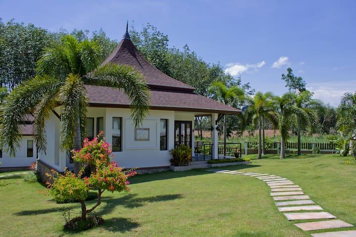 Modern Thai style villa