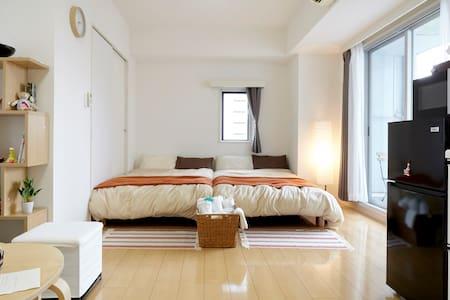 TOKYO TOWER 3min|48㎡|Cozy Room - Minato-ku
