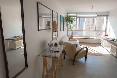 Great flat close to Subway - business/vacation - Σάο Πάολο