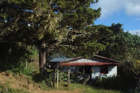 Mountain cabin - Cerro Kamuk