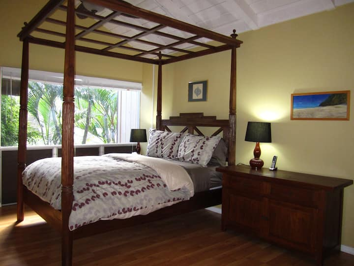 Bedroom plus loft