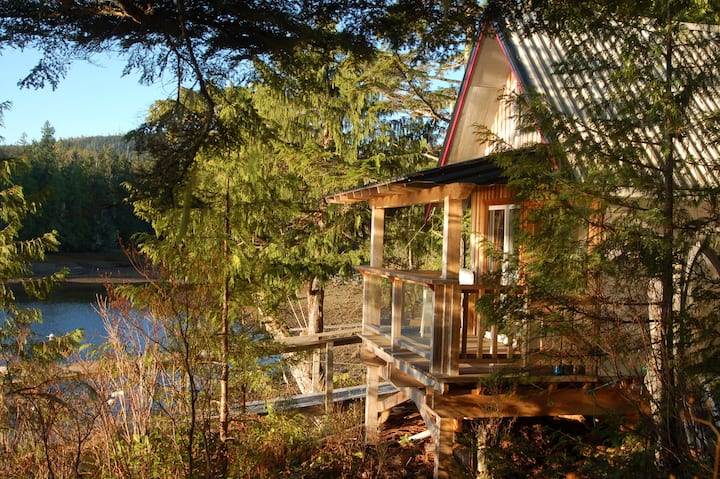 Spindrift Point Cabins