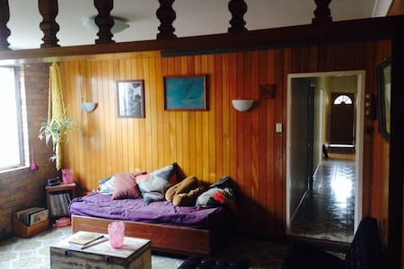 Large Double Room close to station