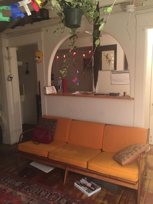 1960's couch from Amsterdam