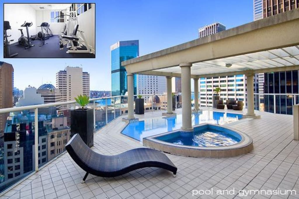 Rooftop pool spa best location bed breakfasts for for 108 new bond street salon
