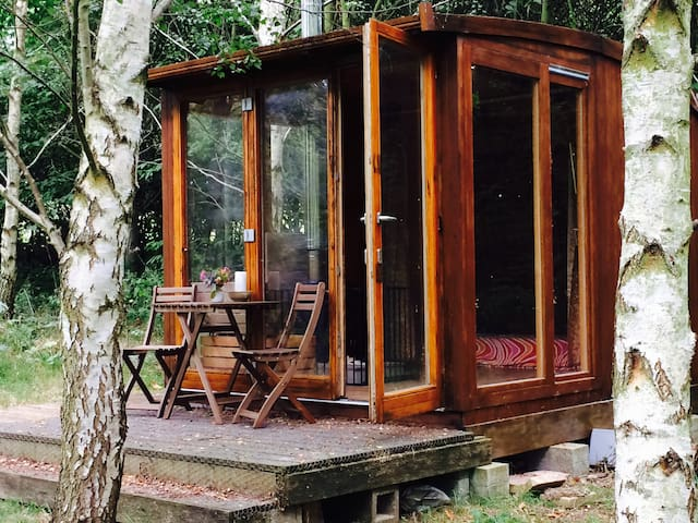 Attwood Coppice Camping Pod