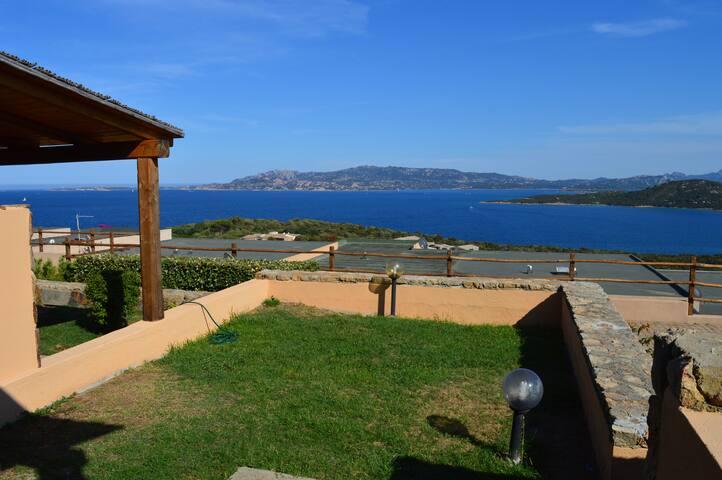 casa a schiera splendida vista mare - Palau - Adosado