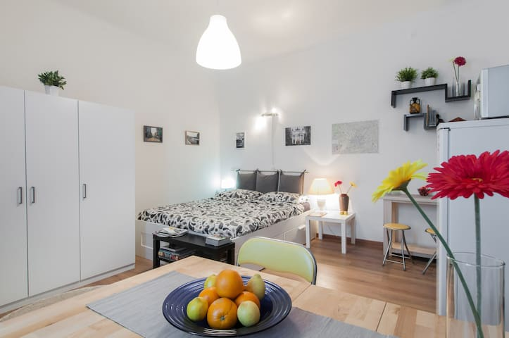 Newly Renovated Studio ~ Milan City Center