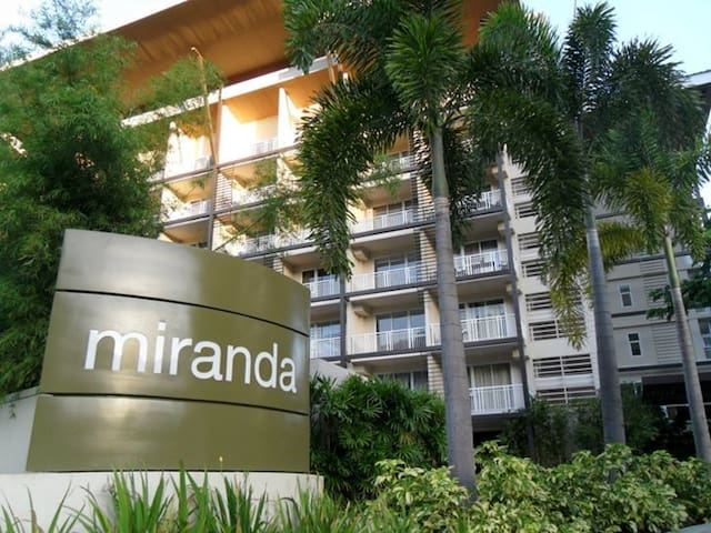 Pico de Loro 1BR Unit nr Main Beach - Nasugbu - Appartement