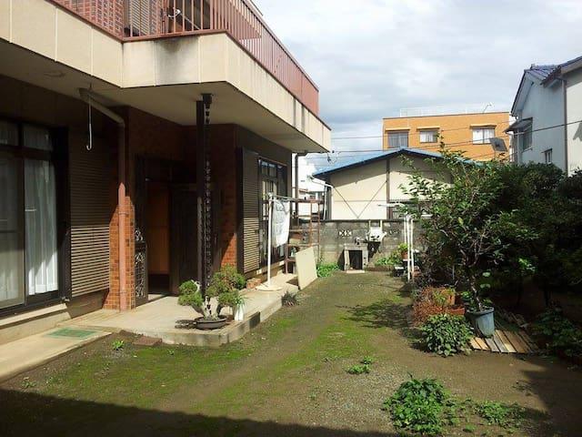 ユタカ屋 Grandma's house in the country - Kofu - Casa