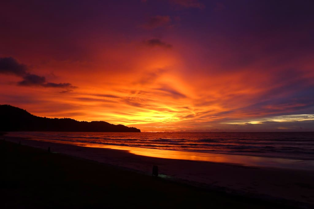 Sunset, gods creation
