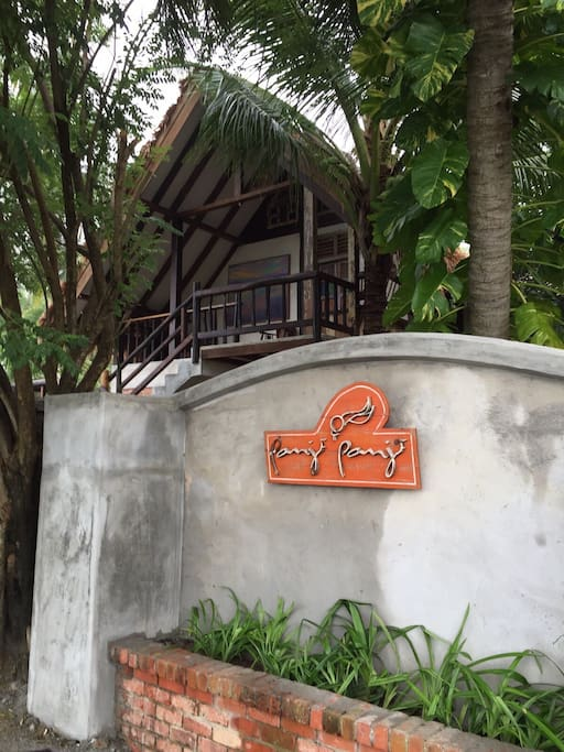 Welcome to Panji Panji Tropical Wooden Home Langkawi