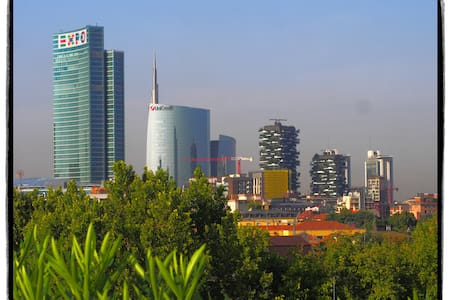 LovelyCentral Panoramic Penthouse - Milano - Apartment