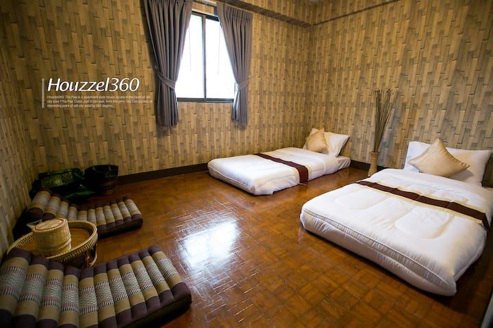 #3 Best Location in Old City Twin Bed & Breakfast. - เชียงใหม่ ประเทศไทย