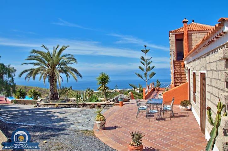 Finca Castillo Apartment Mond - Guía de Isora - Lejlighed