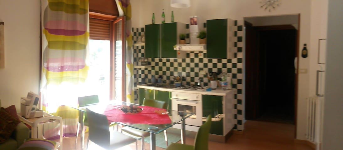 Nice apartment near Salerno - borgo - Appartement