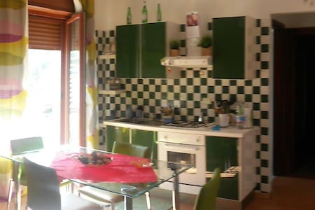Nice apartment near Salerno - borgo - Apartamento