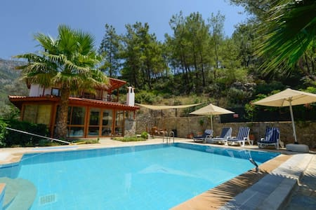 Villa Anni, Orhaniye near Marmaris. Private Pool - Orhaniye Köyü - Dům