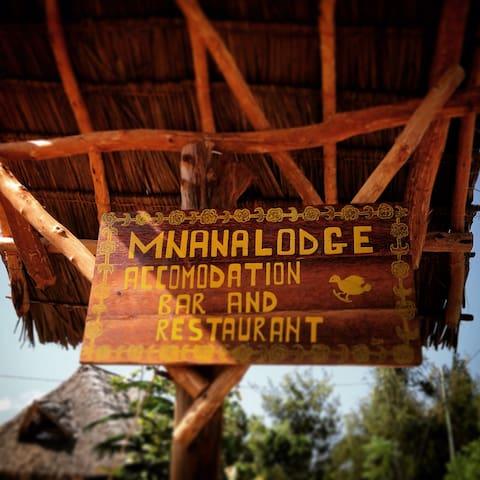 Mnana Lodge: il sud di Zanzibar - Kizimkazi Mkunguni - Bed & Breakfast