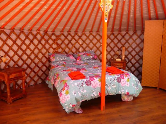 Yurta Los Almendros - Humilladero - Yurt
